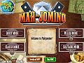 Mah-Jomino game online flash free